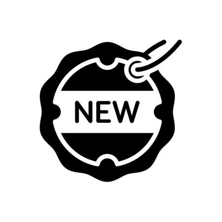 Icon for brand new, brand