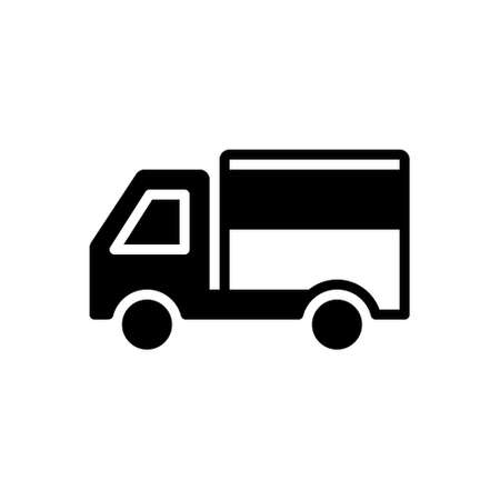 Icon for delivery truck,delivery,truck Illustration