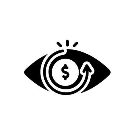Icon for vision,eyesight
