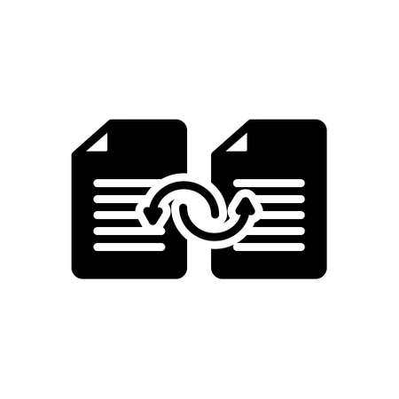 Icon for sharing,document