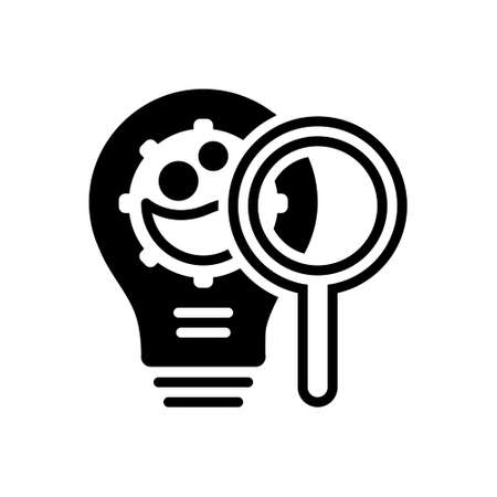 Icon for innovation research,innovation,research