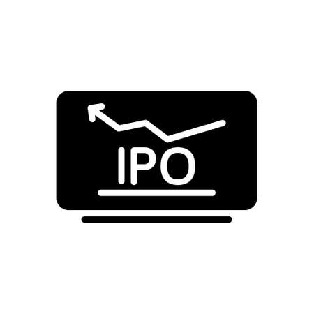 Icon for initial public offer,initial,public,offer,market