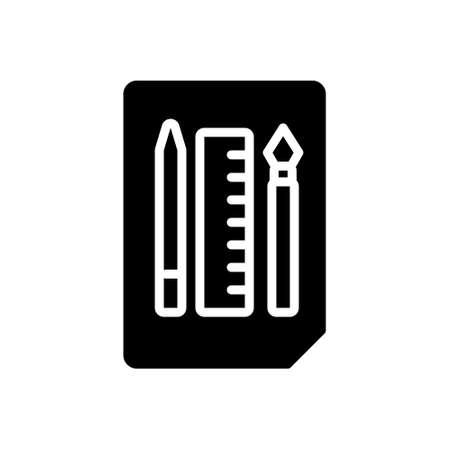 Icon for sketching tools,sketching