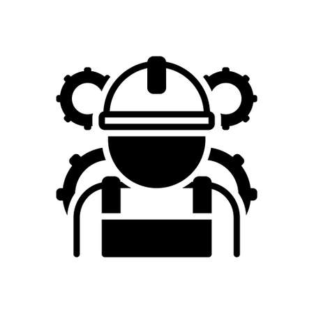 Icon for production manager,production