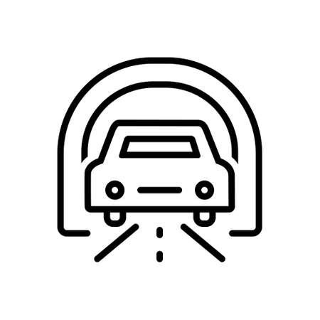 Icon for underground,subterranean