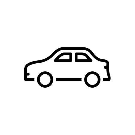 Icon for car,conveyance,carriage