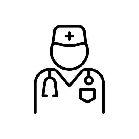 Icon for doctor,surgeon