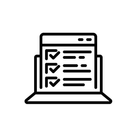 Icon for testing features,testing