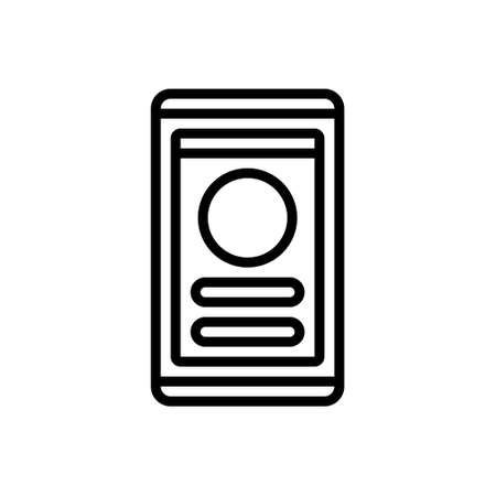 Icon for user interface,user,interface