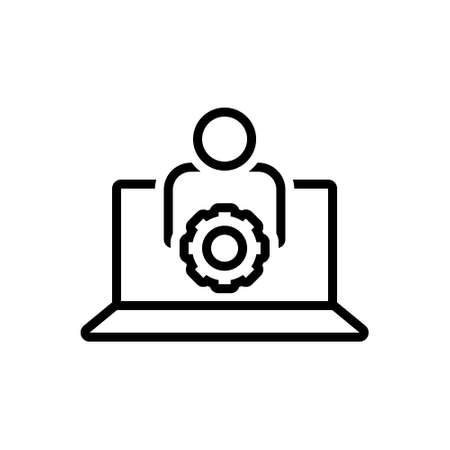 Icon for user settings,account,app