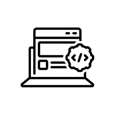 Icon for apps develop,optimization
