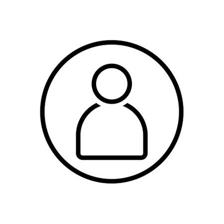 Icon for avatar,incarnation 向量圖像