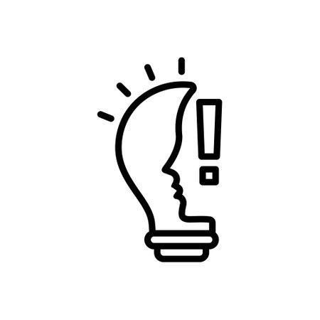 Icon for idea,belief