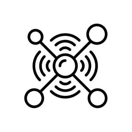 Icon for network,organization