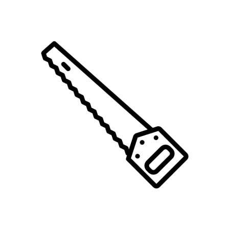 Icon for saw,jigsaw