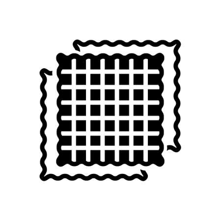 Icon for fabric