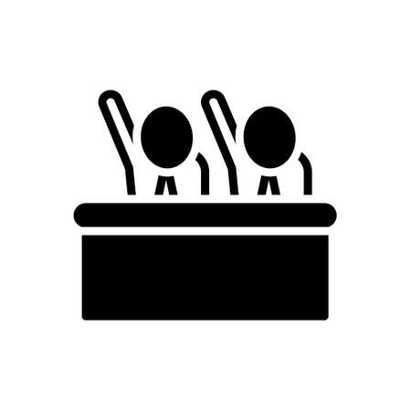 Icon for participate,take part in