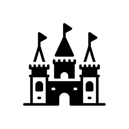 Icon for castle