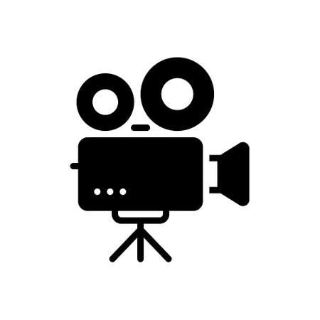Icon for video camera
