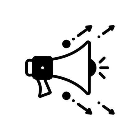 Icon for marketing,digital Illustration