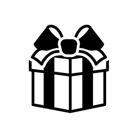 Icon for gift,contribution