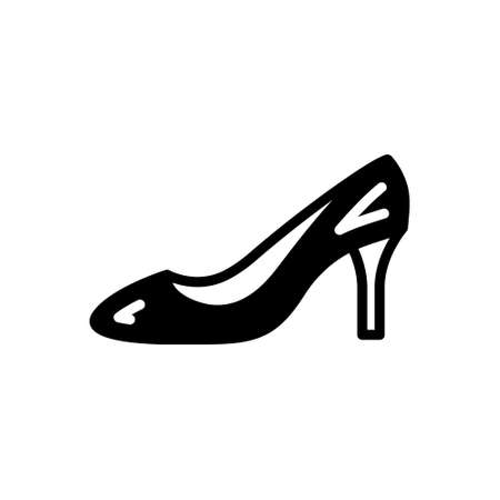Icon for heel,fashionable