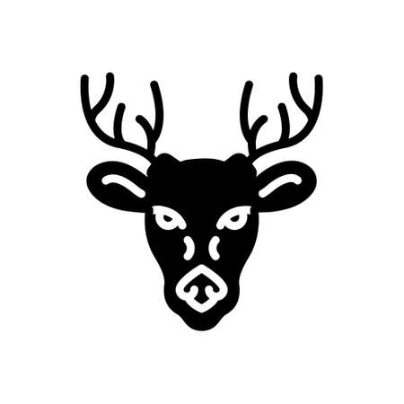 Icon for deer,animal
