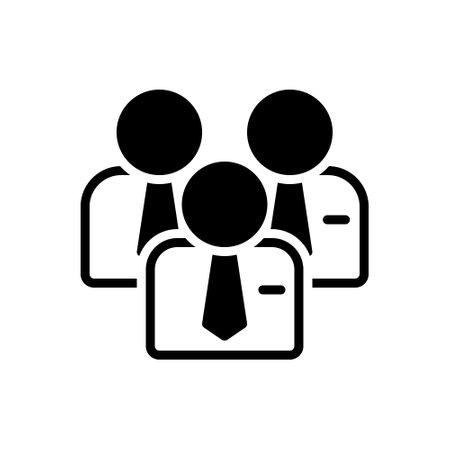 Icon for leading,authoritative