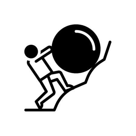 Icon for effort,endeavor
