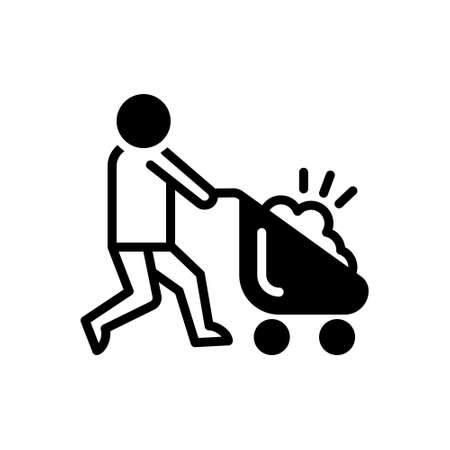 Icon for carry,mover