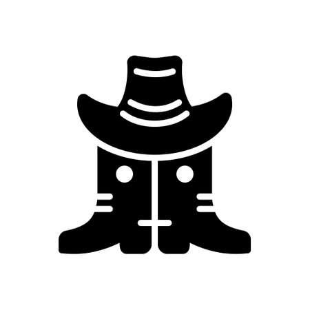 Icon for western,cowboy
