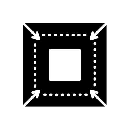 Icon for reduce,detract