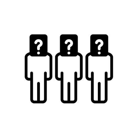 Icon for respondent,defendant Vecteurs