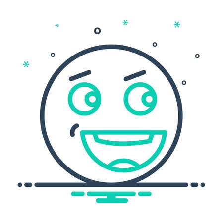 Icon for mem,emoji