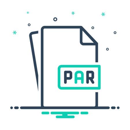 Icon for par,data