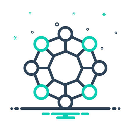 Icon for connect,hub