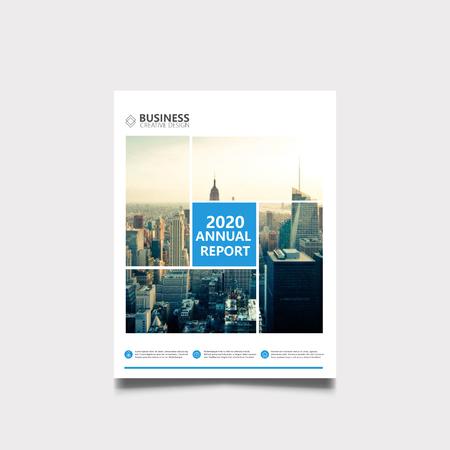 Stedelijke brochure omslag