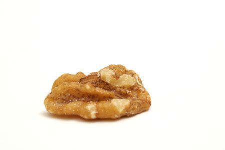 walnut on white level