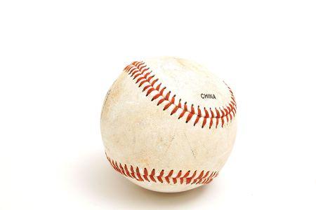 single baseball