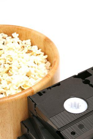 popcorn & video photo