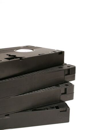 vertical vhs tapes