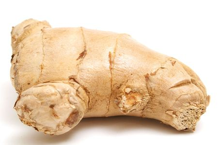 upclose: ginger root level upclose