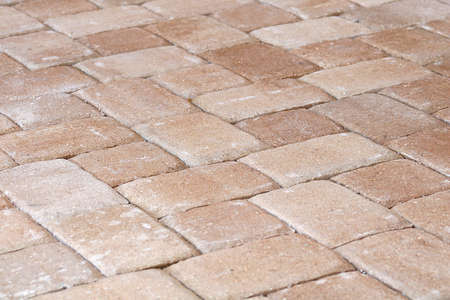pavers: pavers Stock Photo