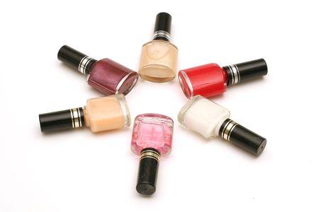 fashon: Nail polish Circle