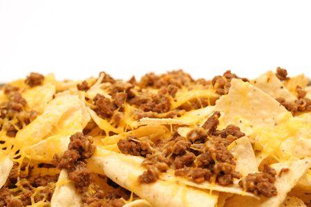 nachos: Nachos & Cheese level