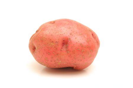Red New potato level Stock Photo - 1852592