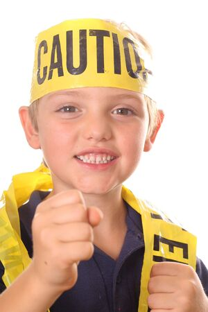 safety kid punch photo