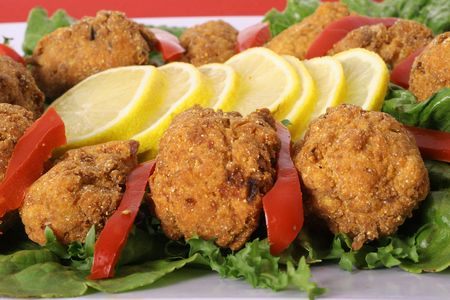 southern fried appetizers
