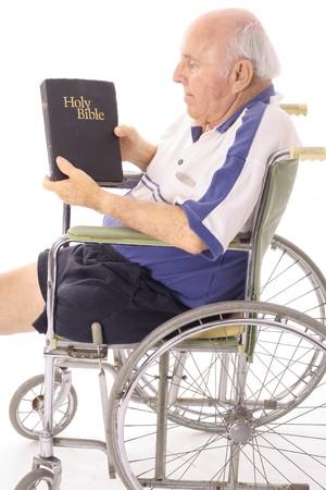 praying for healing Reklamní fotografie