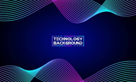 Technology Background can be used for presentation, wallpaper, agency, and others.